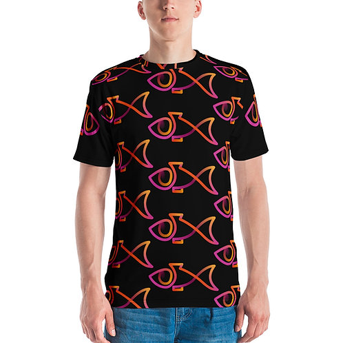 Fish - Men's all over print T-shirt