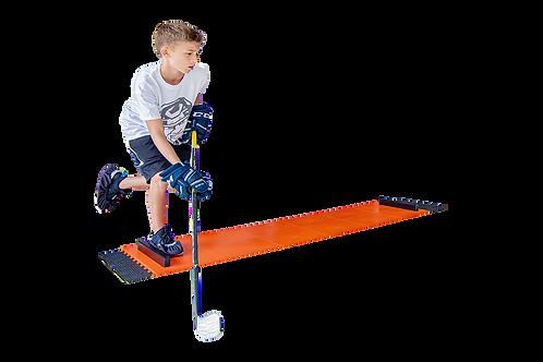 MY SLIDEBOARD LIT - Hockey Revolution Adjustable Length Sliding Training Tiles