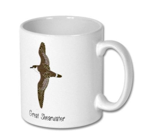 Scilly Pelagics Great Shearwater mug