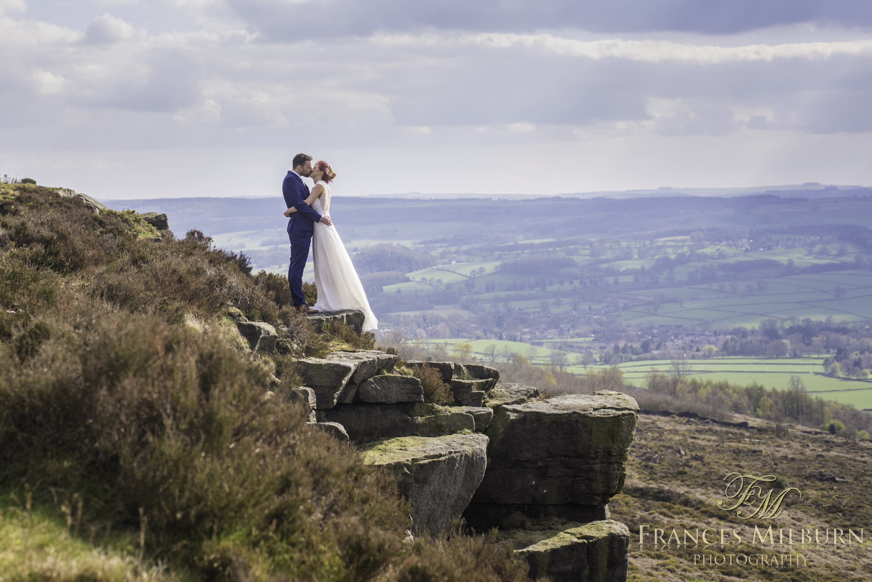 Weddings On Pudding Pie Hill, Derbyshire