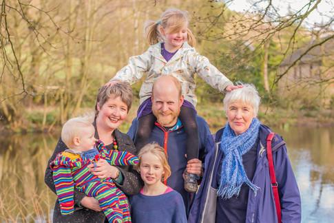 Family Photographer Derbyshire