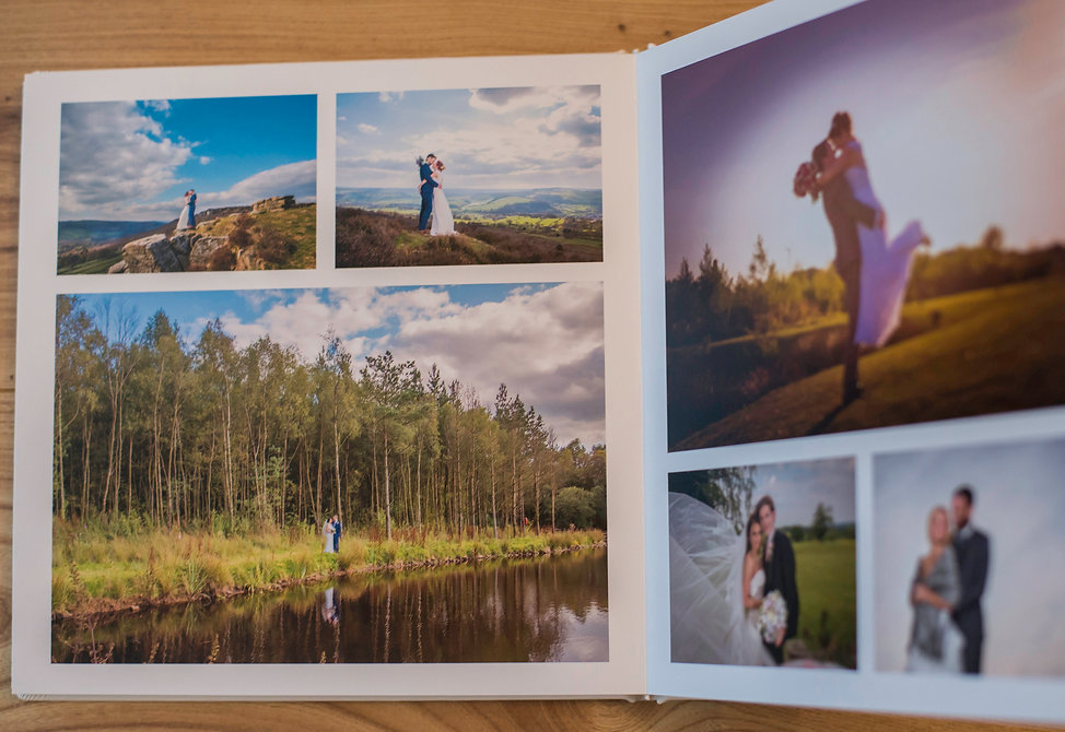 Small Intimate Wedding Photography Chesterfield