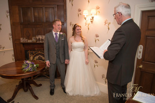 Riverside House Hotel Wedding Photography, Bakewell