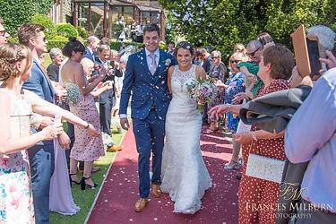 East Lodge Wedding Photographs