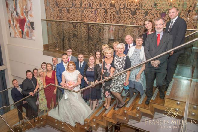 Casa Hotel Wedding Photography, Chesterfield