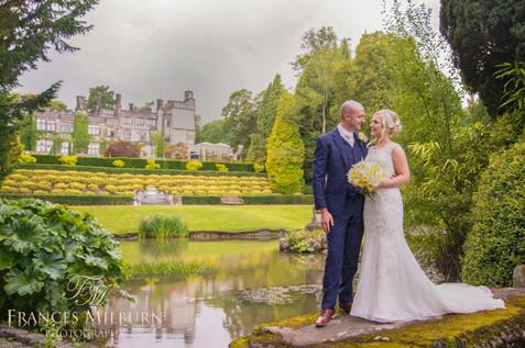 Thornbridge Hall Wedding Photography, The Peak District