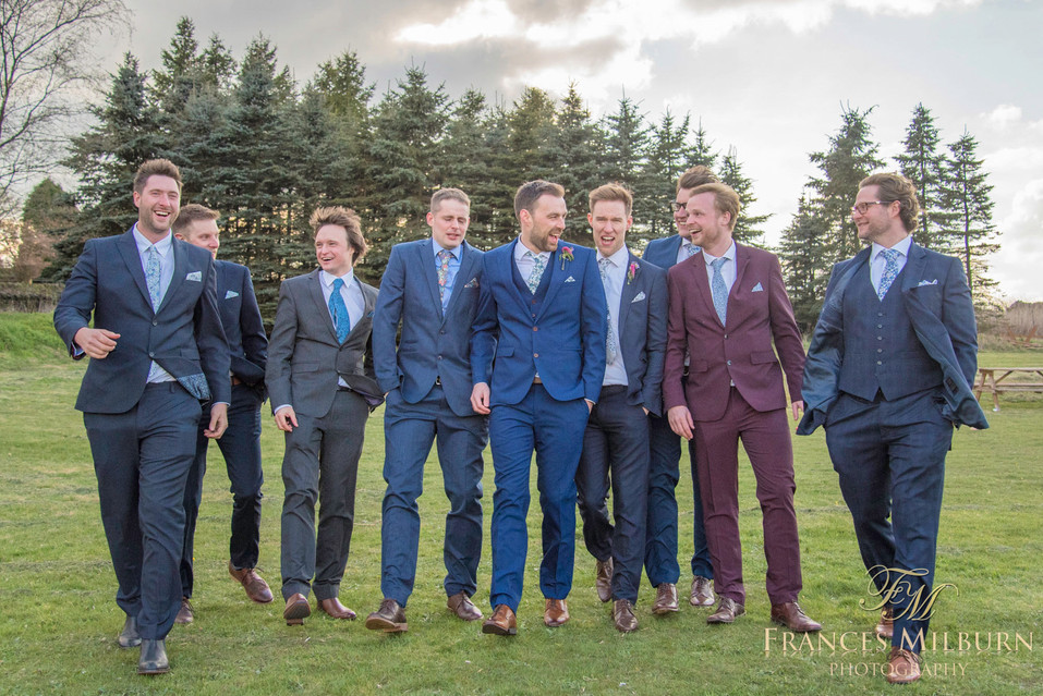 The Fox and Goose Wedding Photography