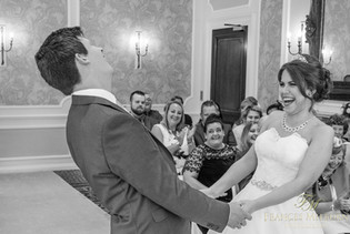 Ringwood Hall Wedding Photography, Chesterfield