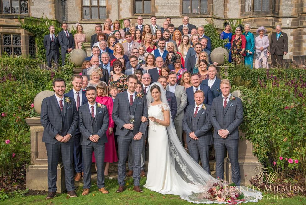 Thornbridge Hall Wedding Photographer
