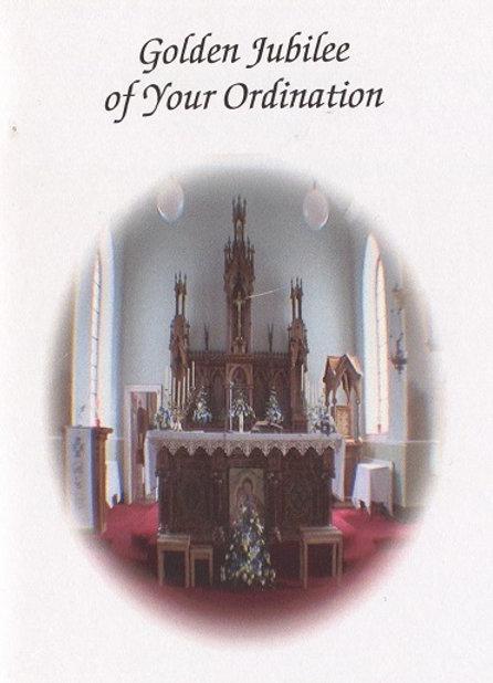 golden jubilee  50th ordination anniversary  chicago