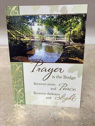 Prayer in the Bridge - M1B
