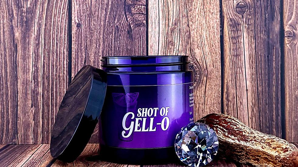 SHOT OF GELL-O
