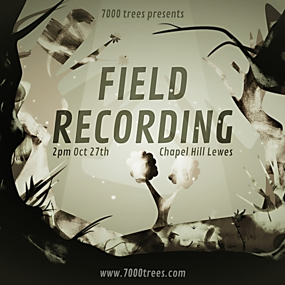 Field Recording workshop