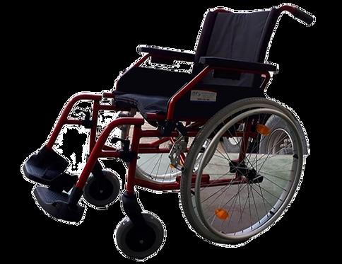 """כיסא גלגלים קל משקל 46 ס""""מ"""