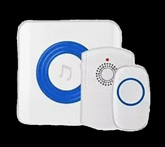 פעמון עם צליל חזק לדלת