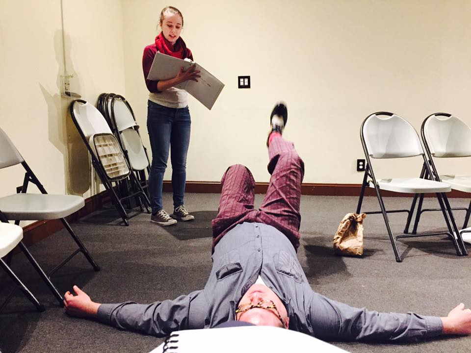 All The World's A Pickle Rehearsal