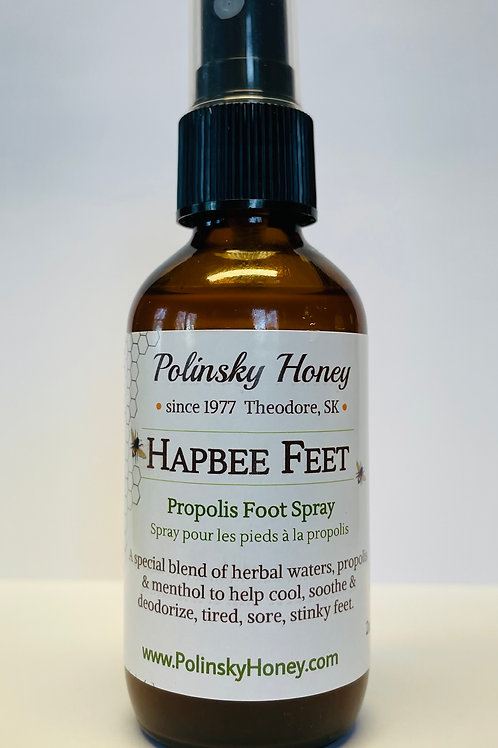 Hapbee Feet Propolis Foot Spray