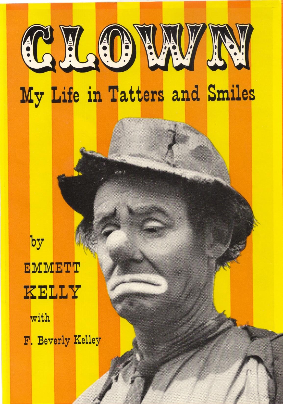 Clown book cover