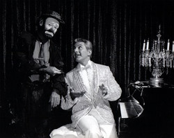Willie with Liberace