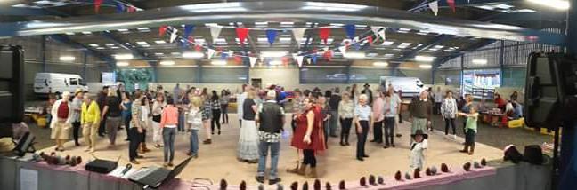 Sandy Lane Barn Dance