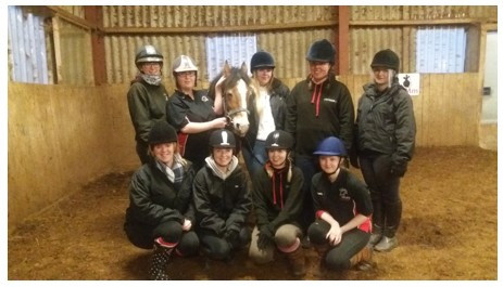 Students Raise Funds and Volunteer for RDA North West