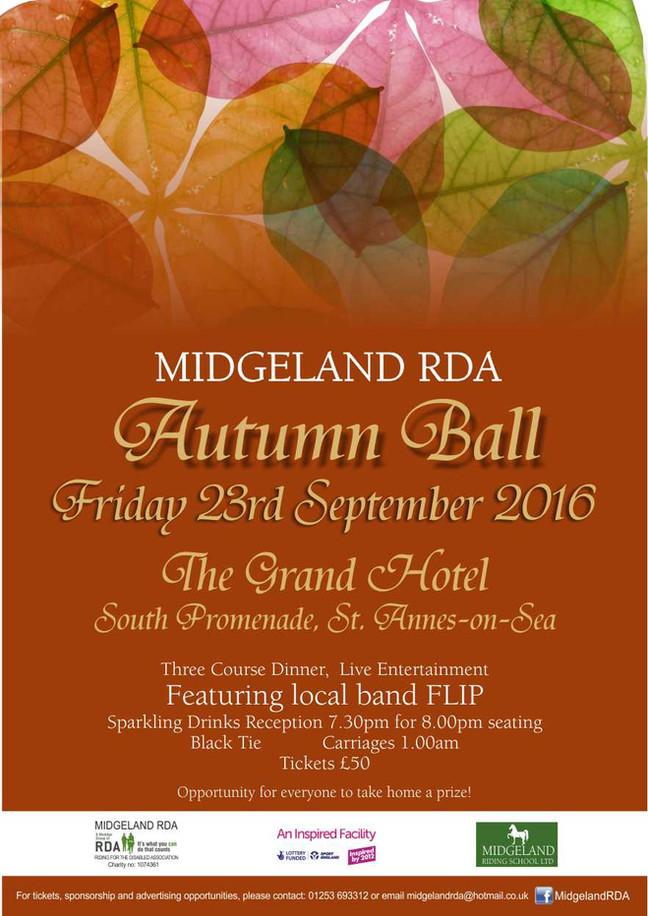Midgeland Autumn Ball