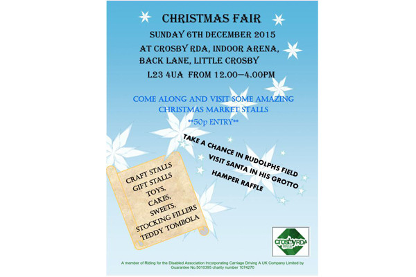 Crosby Christmas Fair