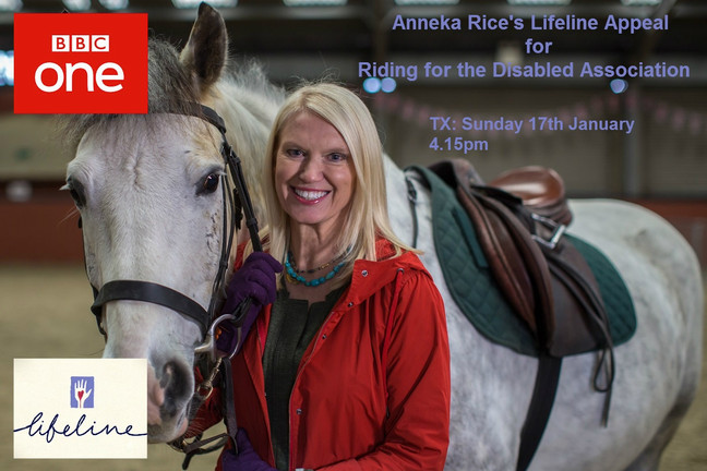 BBC Lifeline Appeal to feature RDA