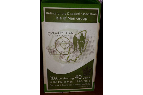 Milk Cartons Celebrate 40 Years of RDA in the Isle of Man