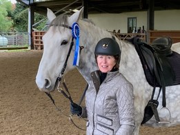 North West Riders excel at the Virtual Windsor RDA Dressage Challenge!