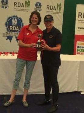 Region Celebrating Great Success at RDA National Championships!