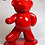 Thumbnail: Red Bear 45cm Co. N ° 4