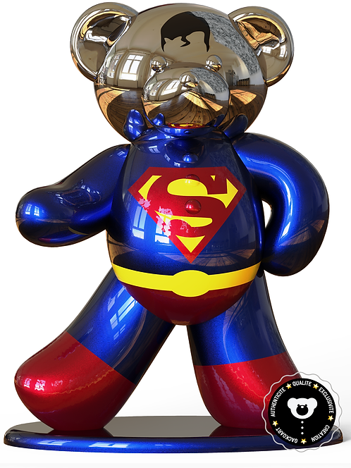 SUPER HEROES BEAR CO° LIMITED