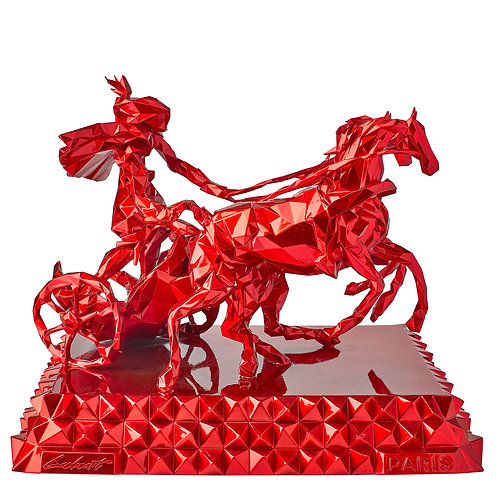 Apollon  Rouge brillant