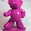 Thumbnail: Ours Pink 45cm Co. N°4