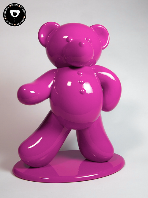 Ours Pink 45cm Co. N°4