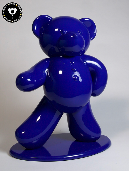 Ours Bleu 45cm Co. N°4
