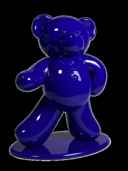 Ours Bleu 45cm Co. N°4
