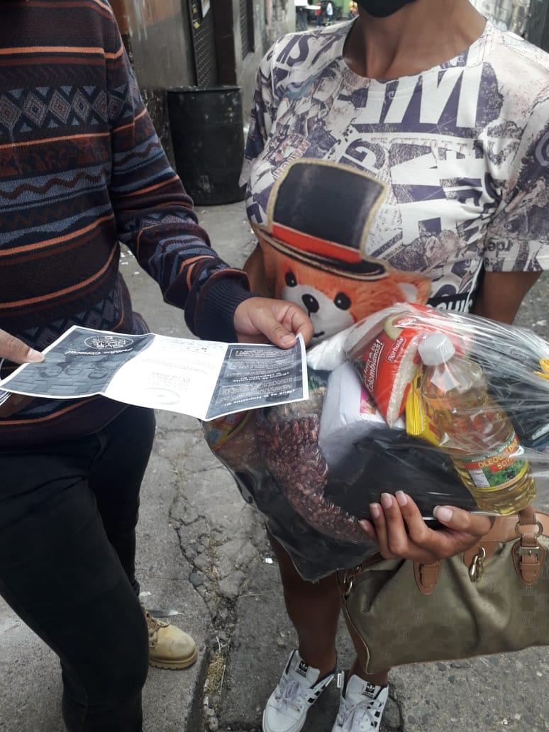 Una visita a la calle de Las Guapas