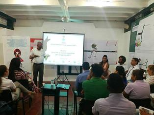 Amigos Positivos regaló unos minutos a la comunidad LGBT de Cartagena para hablar de Hepatitis C.