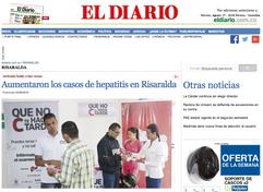 Los medios de Pereira...