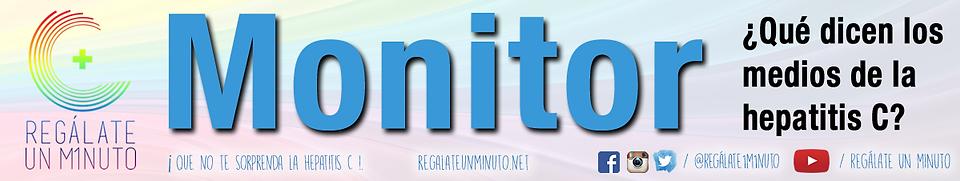 Monitor informativo en hepatitis C