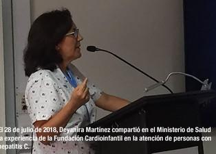 Atención de la hepatitis C: Experiencia de la Fundación Cardioinfantil