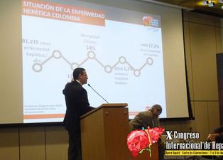 X Congreso Internacional de Hepatología