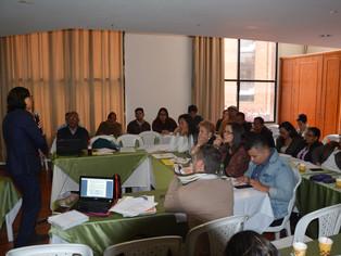 La Sociedad Civil fortalece su participación en la campaña Regálate Un Minuto.