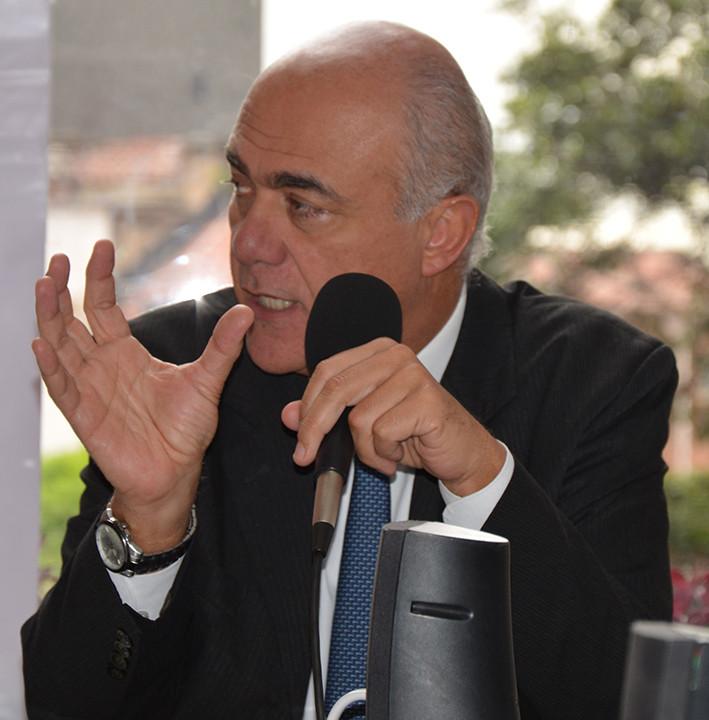 Carlos Mario Ramírez, Asesor Ministerio de Salud