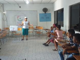 Informar a la juventud arjonera: otra labor de prevención que adelanta FUDAVIDA