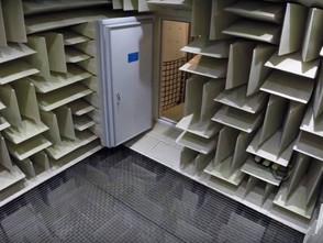 Uma sala de experiências da Microsoft exibe o lugar mais silencioso do mundo