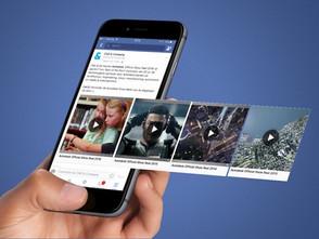 Vídeo no Facebook: por que devemos explorar mais esse recurso?
