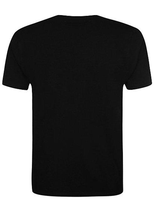 Poets Against Racism Standard Black T-Shirt